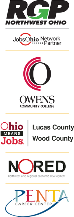 Provided by: Regional Growth Partnership/JobsOhio; Owens Community College; Ohio Means Jobs | Lucas County and Wood County; Terra State Community College; NORED; PENTA Career Center